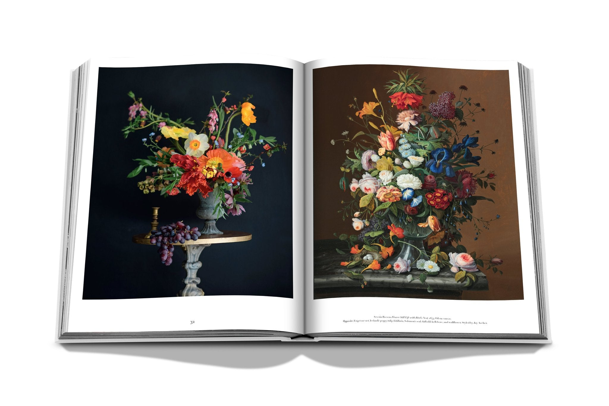 Flowers: Art & Bouquets