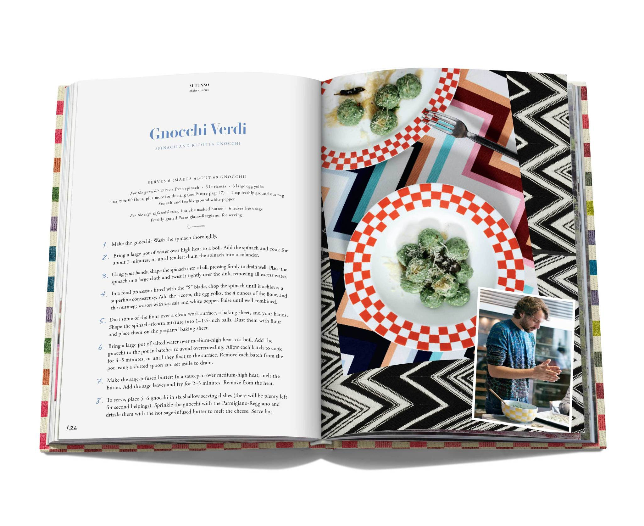 Missoni Family Cookbook
