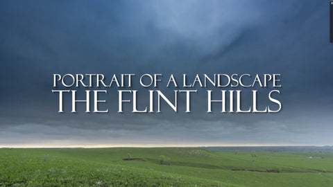 PORTRAIT OF A LANDSCAPE, THE FLINT HILLS - Digital Download