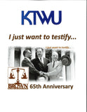 I Just Want To Testify (DVD Set + Book)