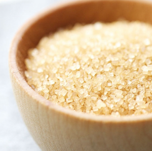 Raw beauty. Why we put sugar in our scrubs