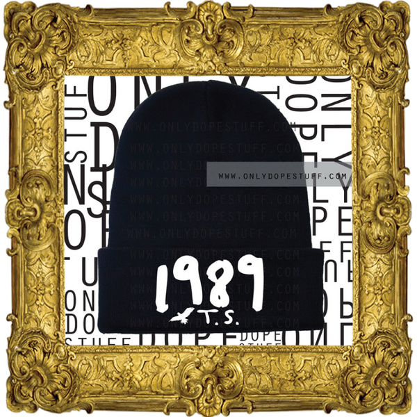 The 1989 Swift Beanie