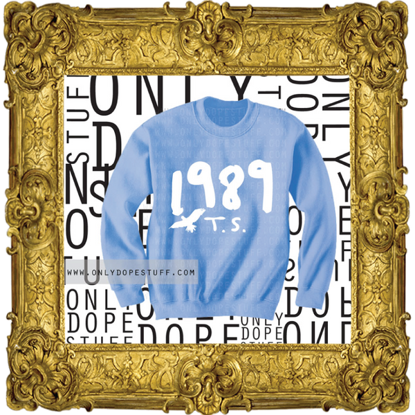 The 1989 Swift Sweatshirt