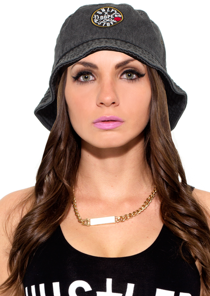 Denim Bucket