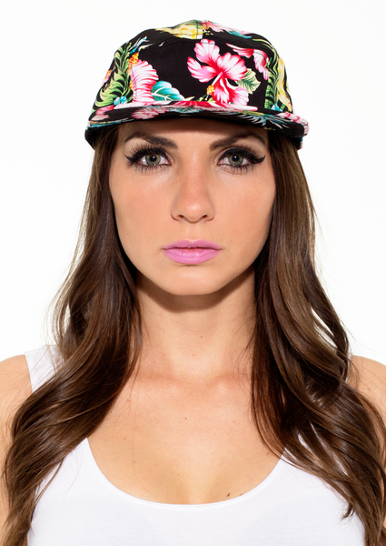 Floral 5-Panel