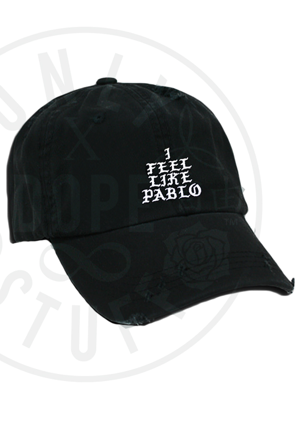 more photos 7f5d9 890de I Feel Like Pablo Hat – Only Dope Stuff