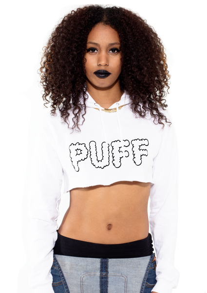 Puff Crop Sweatshirt
