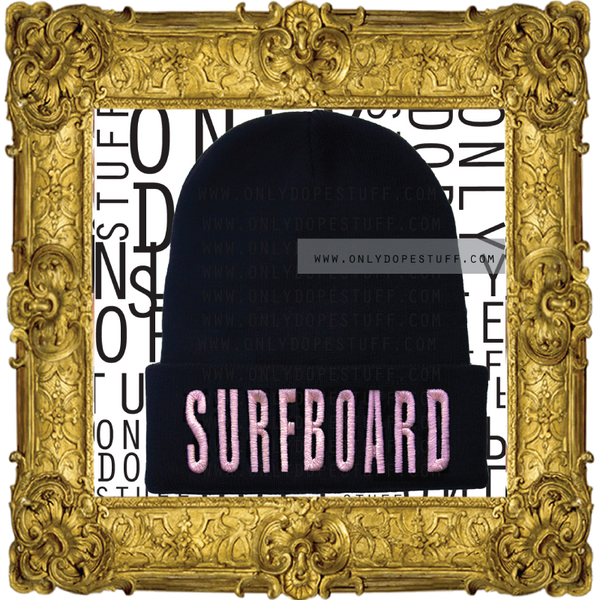 The Surfboard Beanie