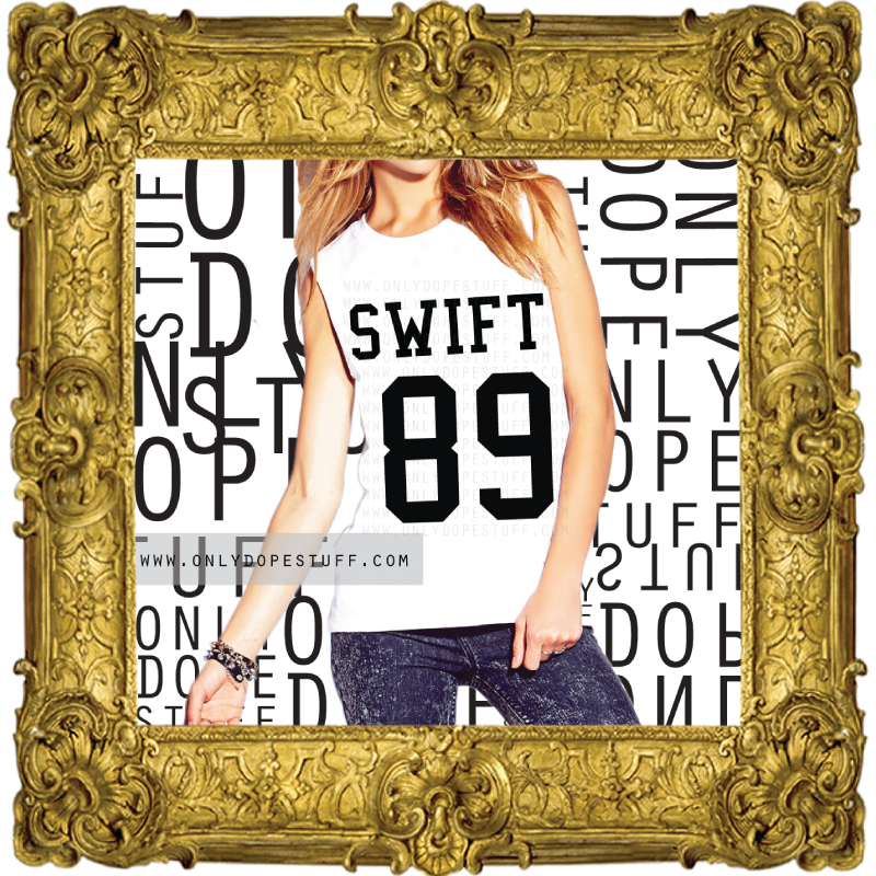 The Swift 89 Muscle Tee