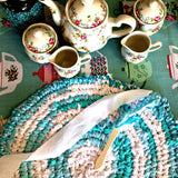 Rag Rug Making Class at Camp Hill Antique Centre Sunday 27th May