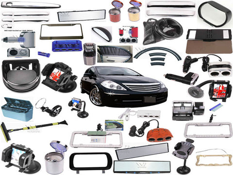 Car Motorcycle and Bike Accessories