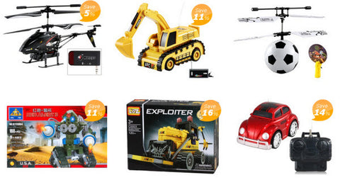 Toys&Educational Products