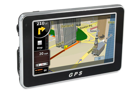 Car GPS Devices and Equipment