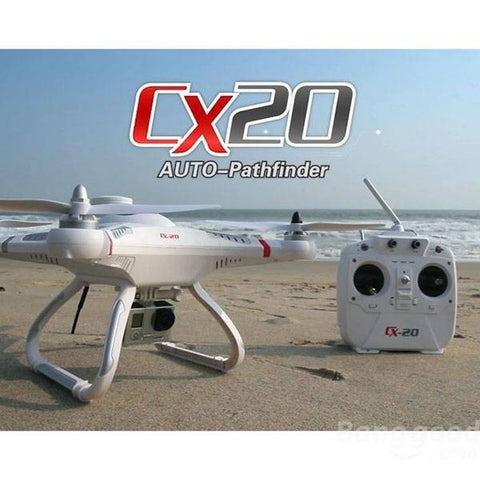 Cheerson CX-20 Quadcopter Dron - Open source - Auto Pathfinder