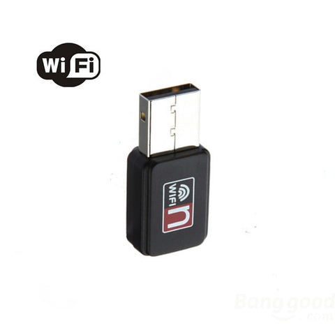 150M Mini USB Wireless Adapter Network LAN Card 802.11n/g/b