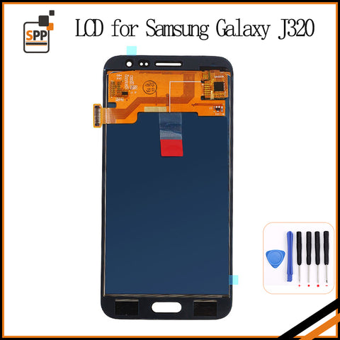 Lcd displej i touch screen za Samsung J3