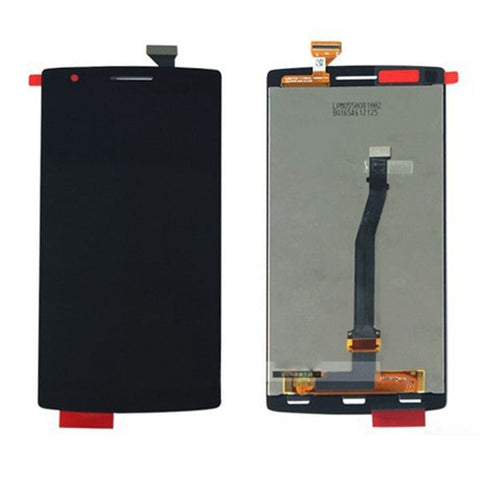 LCD ekran i digitizer za Oneplus One smart telefon