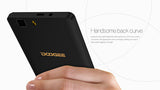 DOOGEE X5 Pro 4G LTE 2GB RAM 16GB ROM Android 5.1 5 inch 64-Bit Quad Core procesor