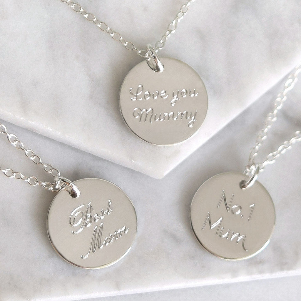 Mum Necklace - Mia Belle Jewellery