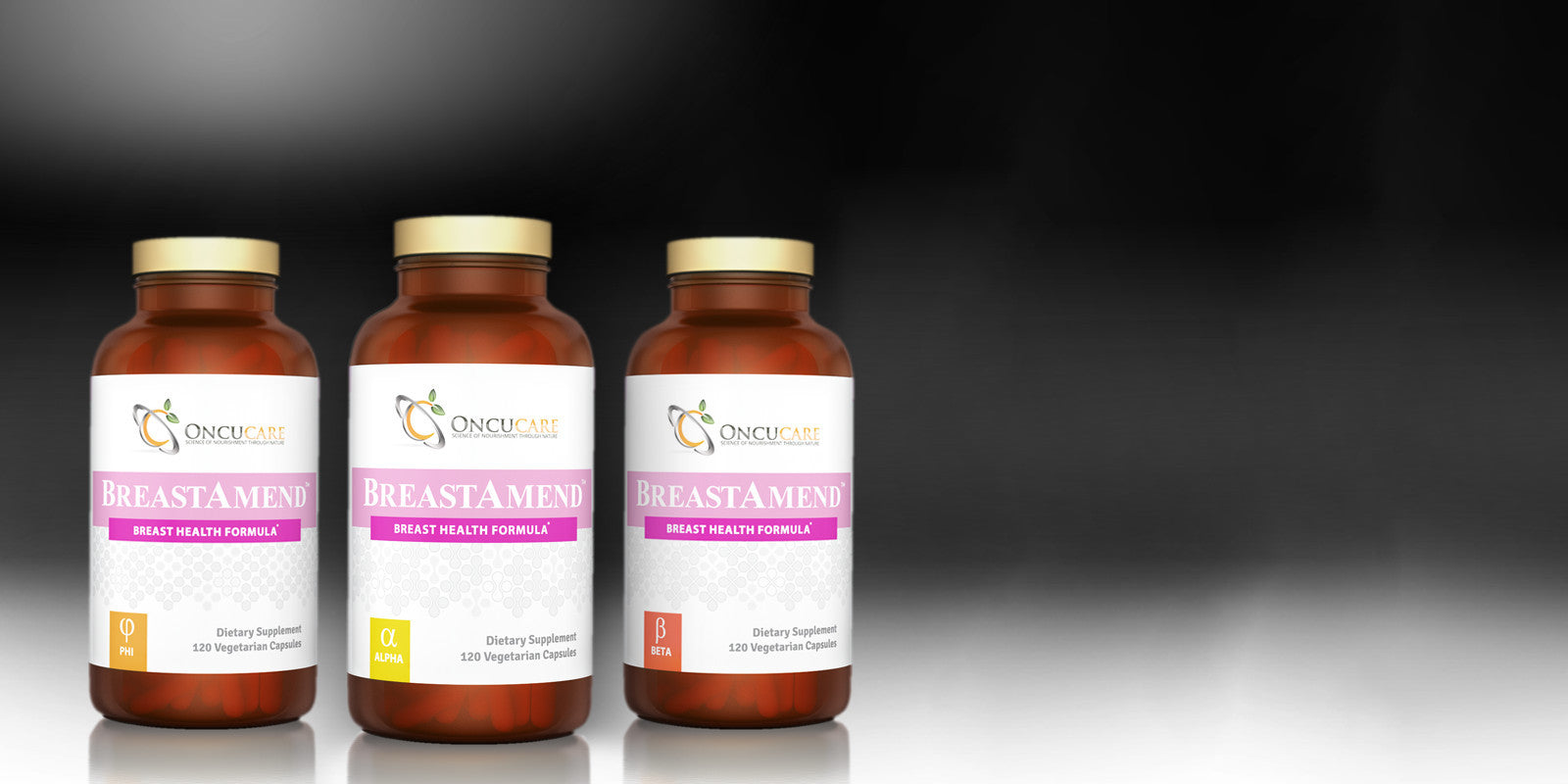 Personalized Breast Health Supplements