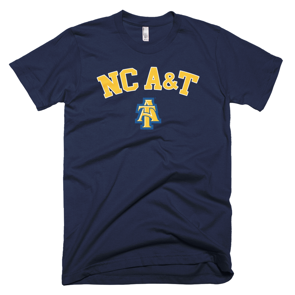 NCAA North Carolina A&T Aggies T-Shirt V1