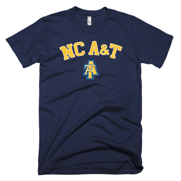North Carolina A&T Logo T-Shirt