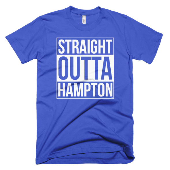 Straight Outta Hampton T-shirt