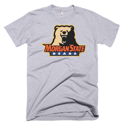 NCAA Morgan State Golden Bears T-Shirt V1