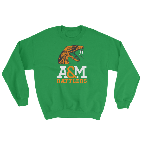 Florida A&M University Logo Pullover Sweatshirt