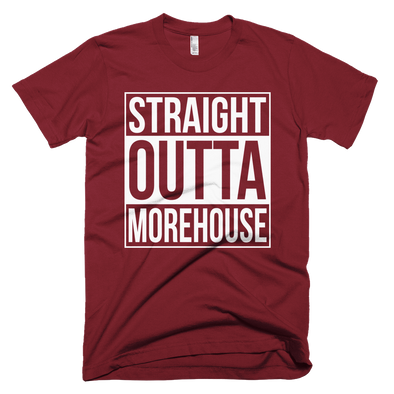 Straight Outta Morehouse - Theology Apparel