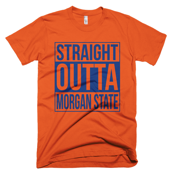 Straight Outta Morgan State - Theology Apparel