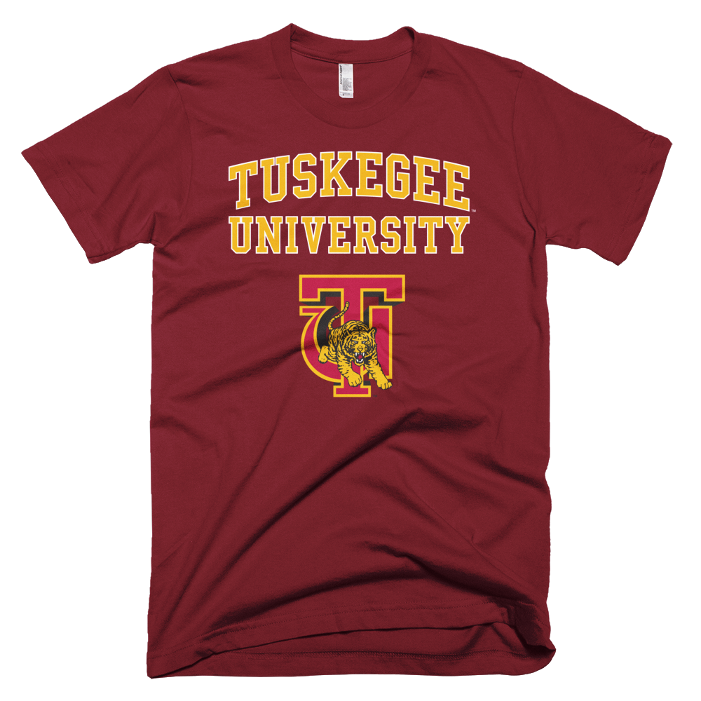 NCAA Tuskegee Golden Tigers T-Shirt V1