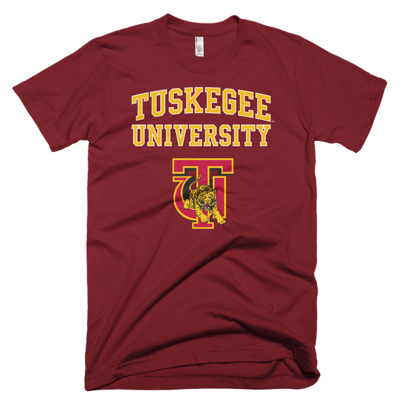 Tuskegee Golden Tigers T-shirt