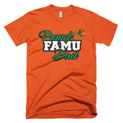 Florida A&M University - Proud Dad