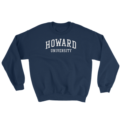 Howard University Bison Pullover Sweatshirt