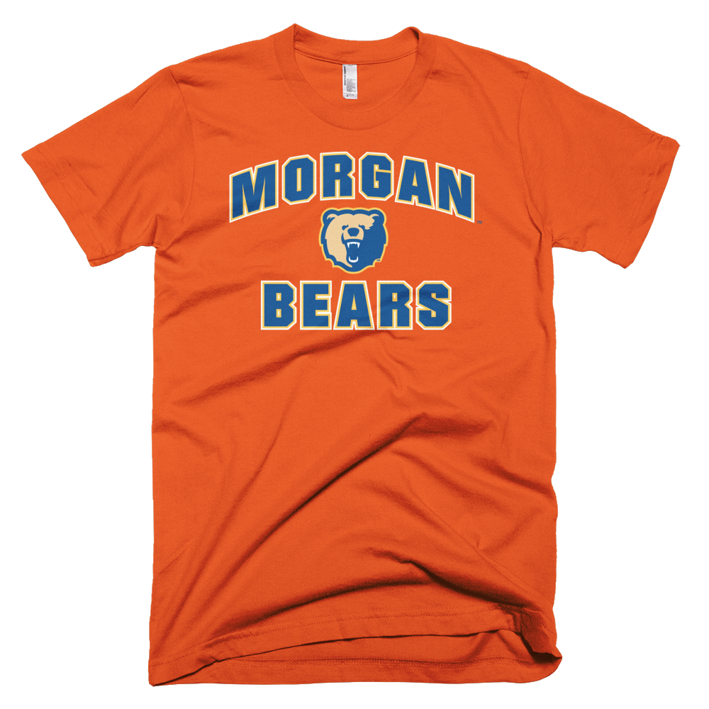 NCAA Morgan State Golden Bears T-Shirt V2
