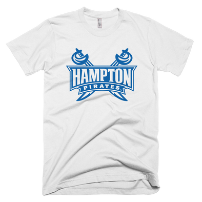 Hampton University Pirates T-shirts
