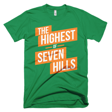 FAMU Highest of Seven Hills T-Shirt