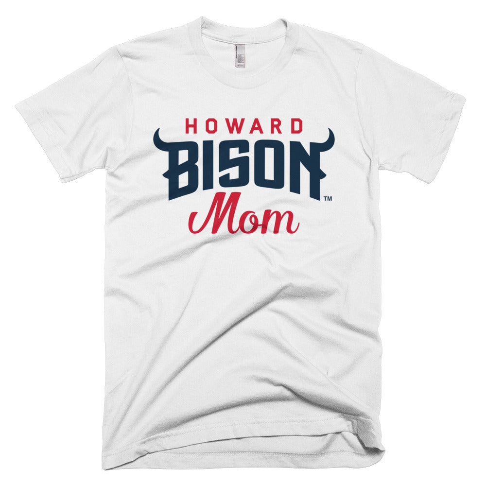 super popular 71339 55f1f Howard University Mom T-shirt