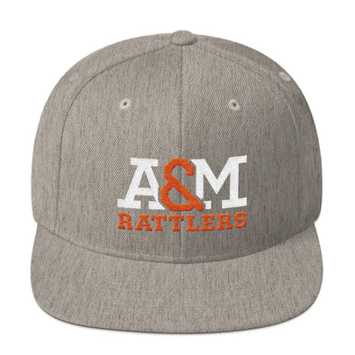 Florida A&M University Rattler Snapback Hat