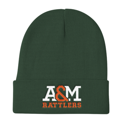 Florida A&M University Rattlers Knit Beanie Cap