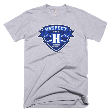 "Hampton University ""Respect the H"" T-shirt"