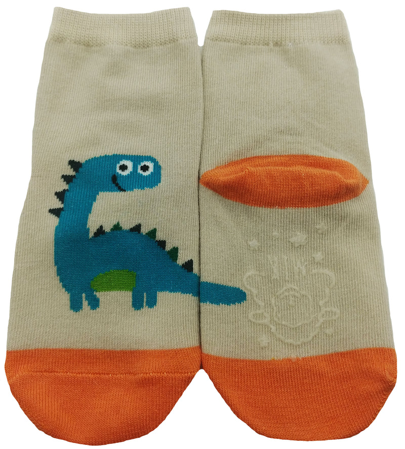 Little Boys Dinosaur Collection Socks