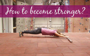 How to become stronger?
