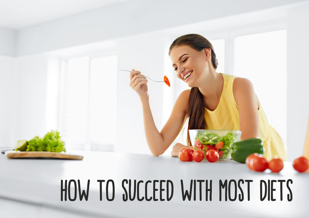 How to Succeed with Most Diets