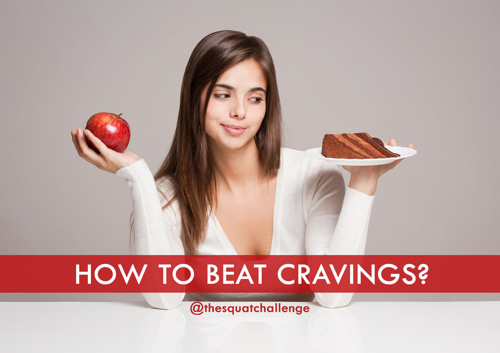 How to beat cravings?