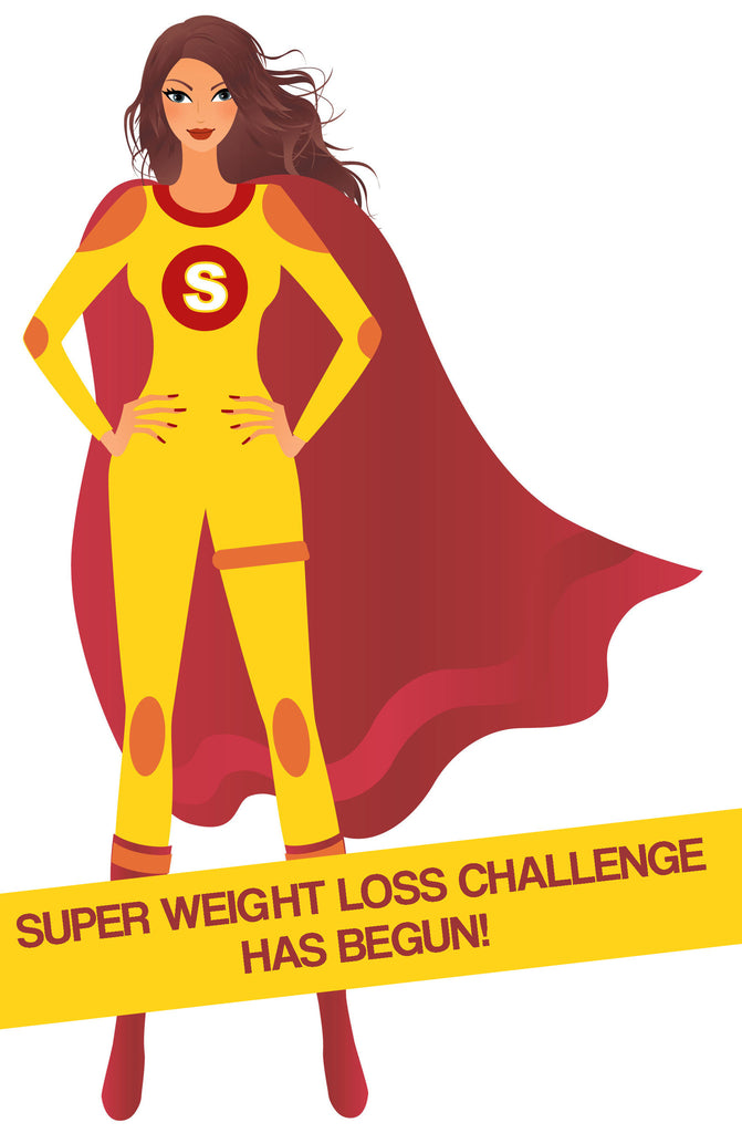 Super Weight Loss challenge has begun!