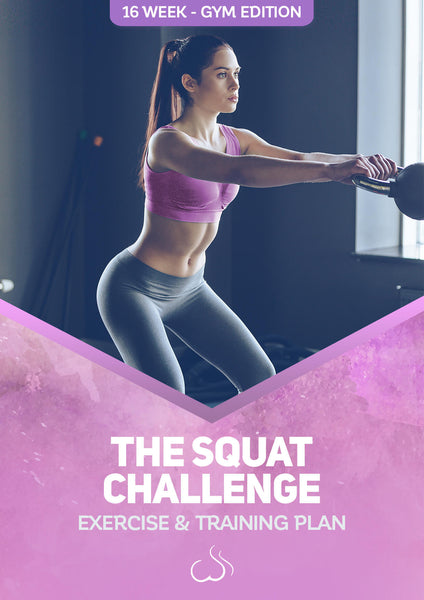 THE SQUAT CHALLENGE 16 Week - Gym edition 2.1