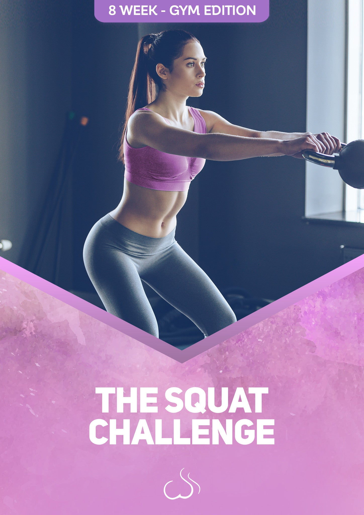 THE SQUAT CHALLENGE 8 Week - Gym edition 2.1