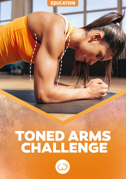 Toned Arms Challenge - Gym Edition
